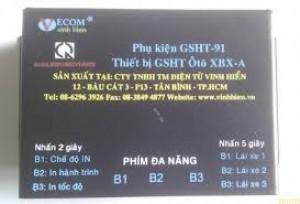 Mai Linh sử dụng Hộp đen XBX-A để quản lý Lái Xe An Tòan